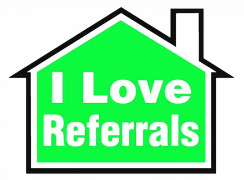 Real Estate Referrals